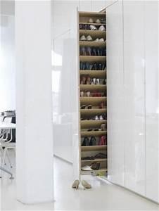 Rangement à Chaussures : range chaussure discret ~ Teatrodelosmanantiales.com Idées de Décoration
