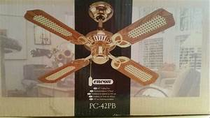 Encon Ceiling Fan Remote