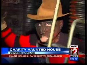 StRita's Haunted House Ready to Scare YouTube