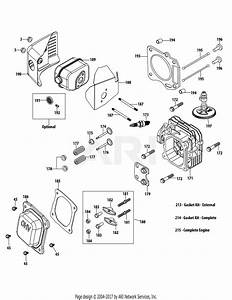 Mtd 2p70m0d Engine Parts Diagram For 2p70m0d Cylinder Head