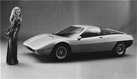 Ford Gt Concepts by 1971 Ford Gt 70 Ghia Concepts