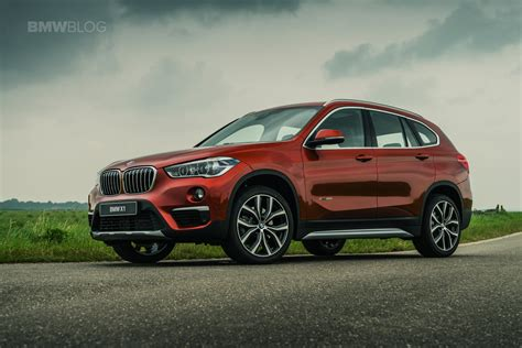 Bmw X1 Photo by 2017 Bmw X1 Orange Edition Special Model In The Netherlands