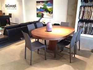 Table Bo Concept : boconcept granada expanding round dining table design dining pinterest boconcept round ~ Melissatoandfro.com Idées de Décoration