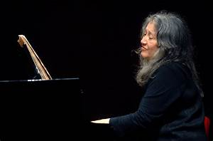 Nurturer of young talent - Martha Argerich: 11 stunning ...