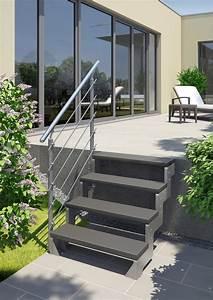 Außentreppen Stein Selber Bauen : au entreppe gardentop startset f r 2 stufen otto ~ Orissabook.com Haus und Dekorationen