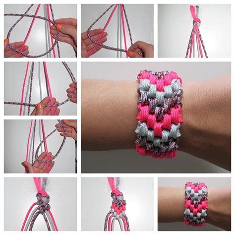 wonderful diy unique chevron friendship bracelet