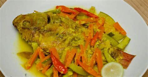 1 ekor ikan laut, seperti: Resep Ikan nila acar kuning oleh Susi Agung - Cookpad