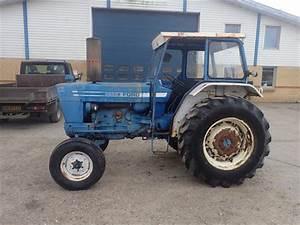 Ford 6600 Occasion - Tracteur Ford 6600  U00e0 Vendre
