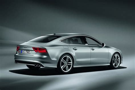 New Audi S7 Pictures And Details