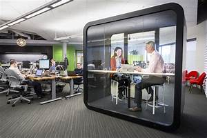 Silent workspaces increase in open-plan offices