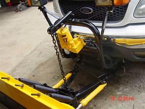Rebuilt Meyer 7 U0026 39 6 U0026quot  Plow Installed On F  Service