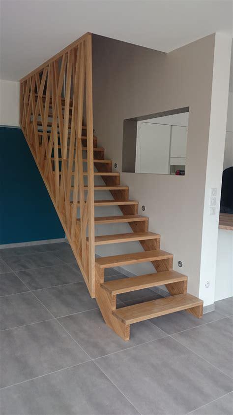 garde corps en bois pour escalier escalier et garde corps