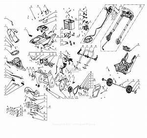 Ego Snt2100 Parts Diagram For Main Assembly