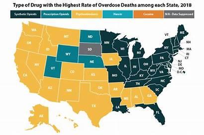 Opioid States Epidemic United Opioids Resource Overdose