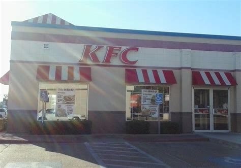 kfc kentucky fried chicken menu