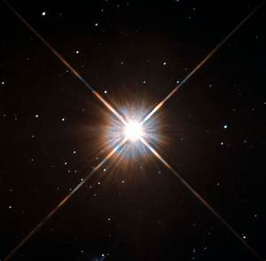 Hubble's New Shot of Proxima Centauri, our Nearest ...