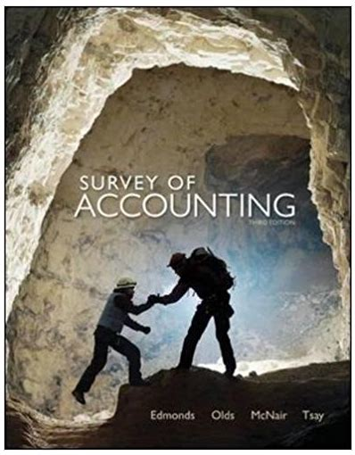 find  solutions  survey  accounting  edition