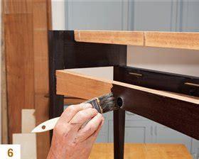 chemical ebonizing popular woodworking magazine