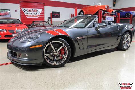 2013 Chevrolet Corvette Grand Sport Convertible Stock