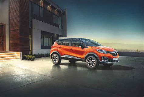 Renault Captur Unveiled For India Pre Bookings Open