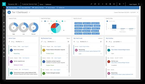 Microsoft Live 365 by Dynamics 365 For Customer Service Microsoft Dynamics 365