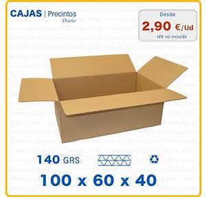 Glasplatte 100 X 40 : caja de cart n 100 x 60 x 40 cm canal doble con 4 solapas especial para 1 juego de mantas ~ Bigdaddyawards.com Haus und Dekorationen