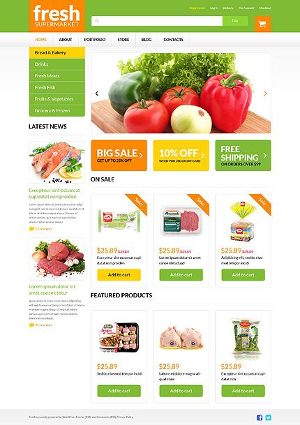 bootstrap template gardening cafe and restaurant woocommerce theme 51254 templates