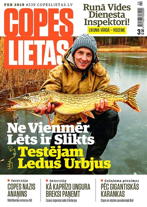 Copes Lietas - Mūsu žurnāli - Žurnālu izdevniecība Lilita