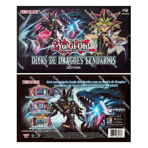 Yugioh Decks De Dragões Lendários