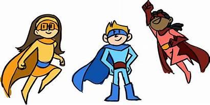 Superhero Transparent Super Hero Clipart Speed Cartoon