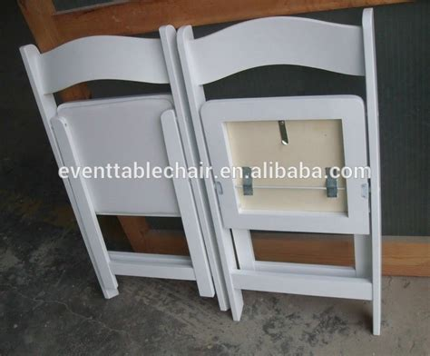 used white wooden wedding folding chairs for sale buy