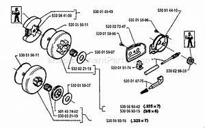Husqvarna 350 Chainsaw Kill Switch Wiring Diagram