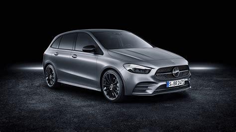 mercedes b klasse amg line 2019 4k wallpaper hd car