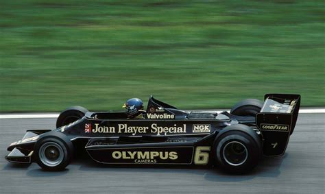 Ronnie Peterson (austria 1978) By F1history On Deviantart