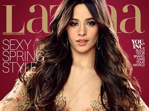 Camila Cabello For Latina March April Cover Girl