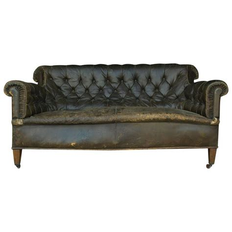 vintage sofas for sale vintage leather chesterfield sofa for sale at 1stdibs