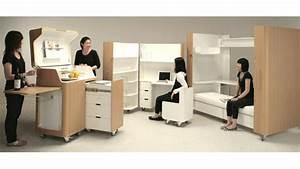 Platzsparende Multifunktionale Möbel : besonders platzsparende m bel ~ Michelbontemps.com Haus und Dekorationen