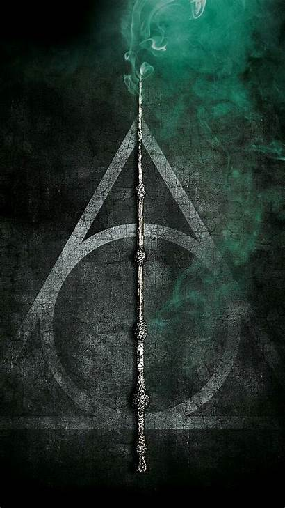 Deathly Hallows Symbol Wallpapers