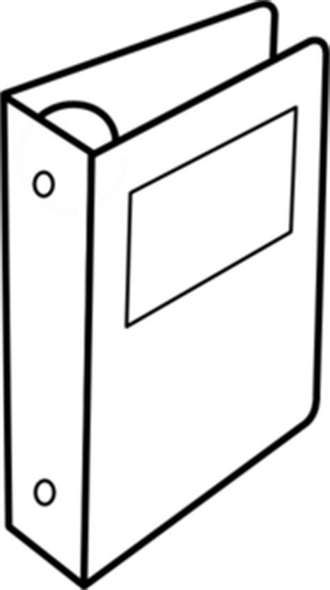 Binder Clip Art at Clker.com - vector clip art online