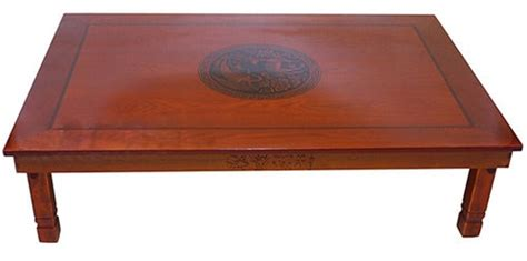 korean floor table folding legs rectangle cm asian
