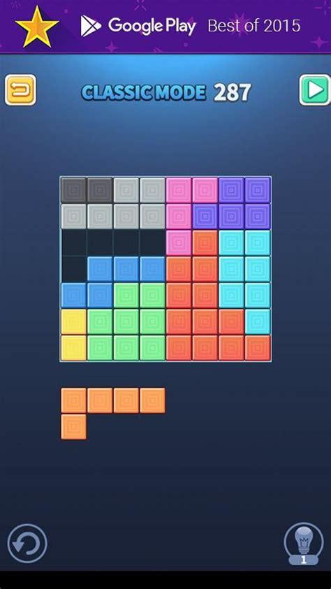 Juego para uno o dos jugadores. Bloque Puzzle Rey para Android - Descargar Gratis