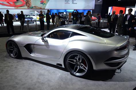 vlf force   americas newest sports car   based