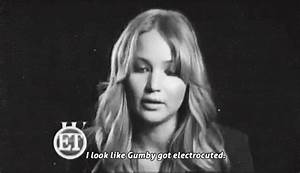 Jennifer Lawrence, Jennifer on her dancing in Silver ...