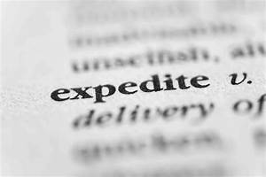 What is Expedited Delivery? | Expedited Delivery FAQs ...