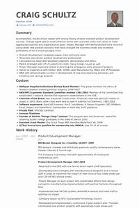 product development manager resume sample images With new product development resume sample