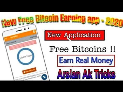 How do i earn the free bitcoin? Lucky BTC  New earning app earn free bitcoin  Claim free Bitcoin every 30 Minutes   Hindi ...