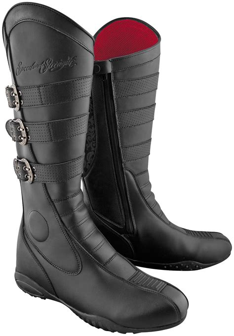motorcycle gear boots speed strength motolisa leather motorcycle boots