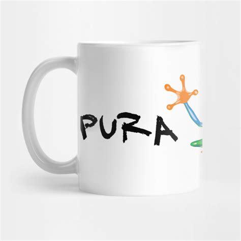 Costa rica pura vida sloth coffee mug. Pura Vida - Pura Vida - Mug | TeePublic