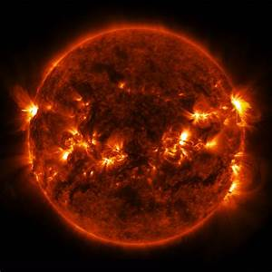 Mid-Level Solar Flare Seen by NASA's SDO | NASA