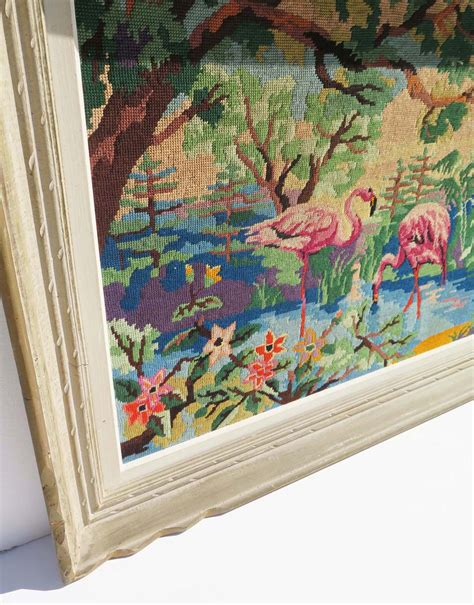 Tapisserie Flamant by Tapisserie 171 Flamant 187 Paulette